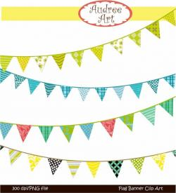 Pendent clipart flag bunting