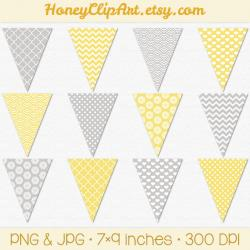 Triangle clipart chevron banner
