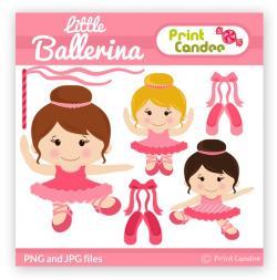 Ballet clipart baby ballerina