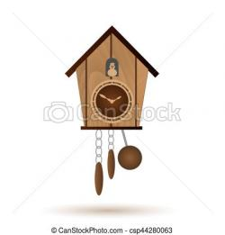 Pendulum clipart cuckoo clock