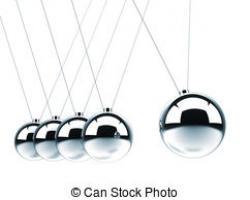 Pendulum clipart newtons