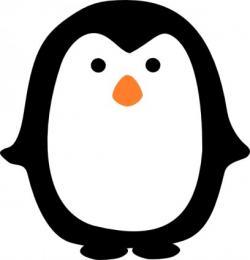 Emperor Penguin clipart baby penguin