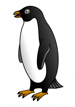 Antarctica clipart cute penguin