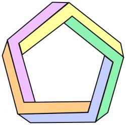 Octigon clipart pentagon