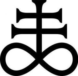 Pentagram clipart inverse