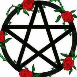 Pentagram clipart pentacle