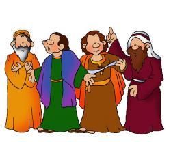Prophecy clipart israelites