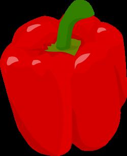 Capsicum clipart bell pepper