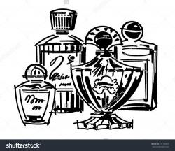 Perfume clipart cologne