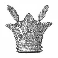 Persian clipart crown