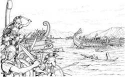 Persian clipart greek war