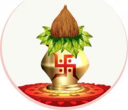 Persian clipart griha pravesh