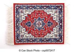 Persian clipart rug