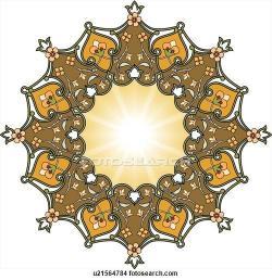 Persian clipart vector ep