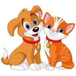 KITTENS clipart pet cat