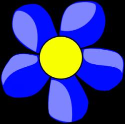 Five clipart petal