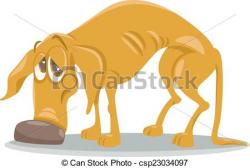Perro clipart stray dog