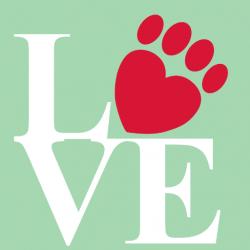 Pets clipart we love