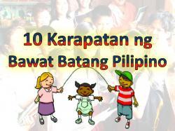 Phillipines clipart batang pilipino