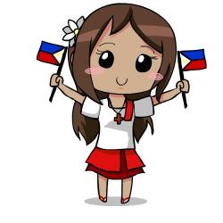 Phillipines clipart cartoon