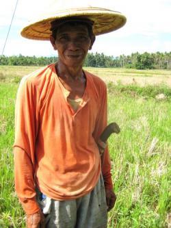 Phillipines clipart filipino farmer