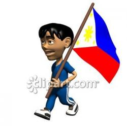 Phillipines clipart patriotism