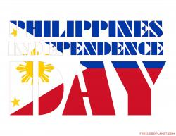 Philipines clipart philippine independence day