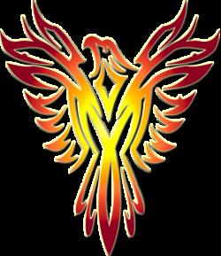 Phoenix clipart celtic knot