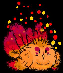 Phoenix clipart hong