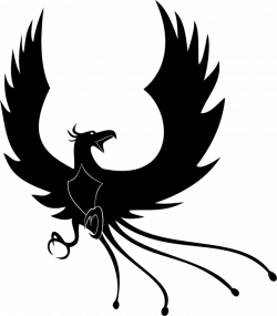 Fenix clipart vector