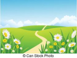 Countyside clipart background