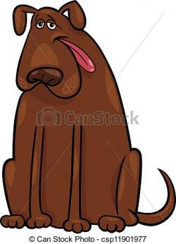 Perro clipart big dog