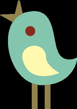 Song Sparrow clipart simple cartoon