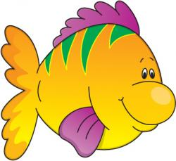 Angelfish clipart small fish