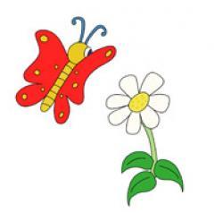 Nectar clipart kindergarten