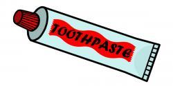 Teeth clipart colgate toothpaste