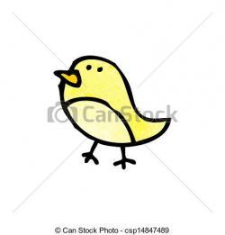 Songbird clipart little bird