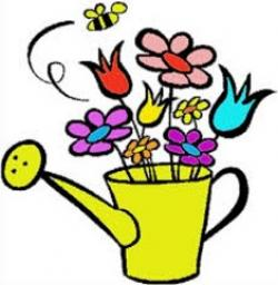 Watering Can clipart april shower