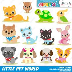 Pets clipart toy store