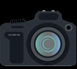 Lens clipart professional camera