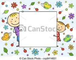 Physcedelic clipart child frames