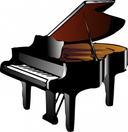 Instrument clipart piano keyboard