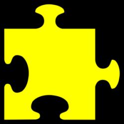 Puzzle clipart pice