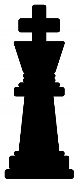 Chess clipart chess king