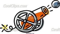Canon clipart artillery