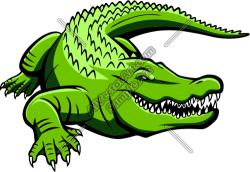 Claws clipart gator