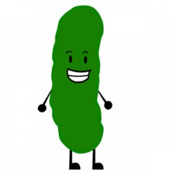 Pickle clipart face