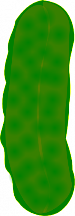 Pickle clipart outline