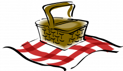 Picnic clipart transparent background