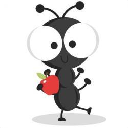 Ants clipart princess